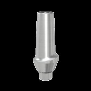 Esthetic Titanium Abutment Straight Long 3mm, SP