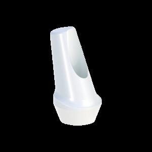 External Hex Esthetic Zirconia Abutment 15° 3mm, SP