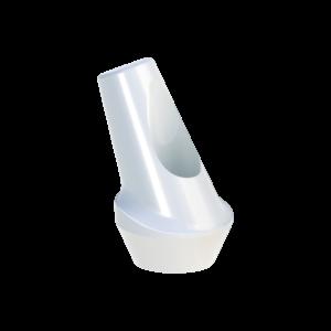 External Hex Esthetic Zirconia Abutment 25° 3mm, SP