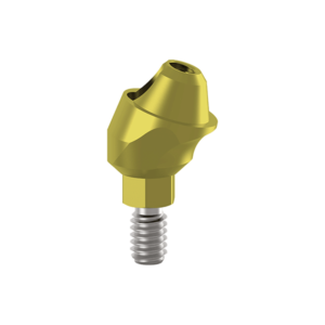 Multi-Unit Angulated Abutment 17° H2.5mm TD, SP