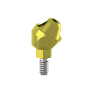 Multi-Unit Angulated Abutment 30° H4.5mm TD, SP