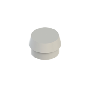 Hard Plastic Cap for Ball Attachment
