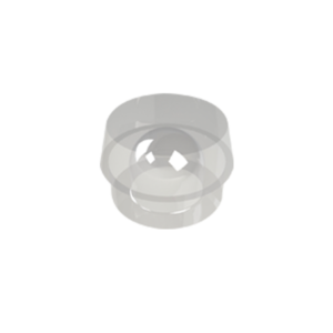 Standard Plastic Cap for Ball Attachment