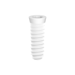 W Two Piece Zirconia Implant Ø4.1 L10mm