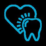 zirconia biocompatible, dental implant
