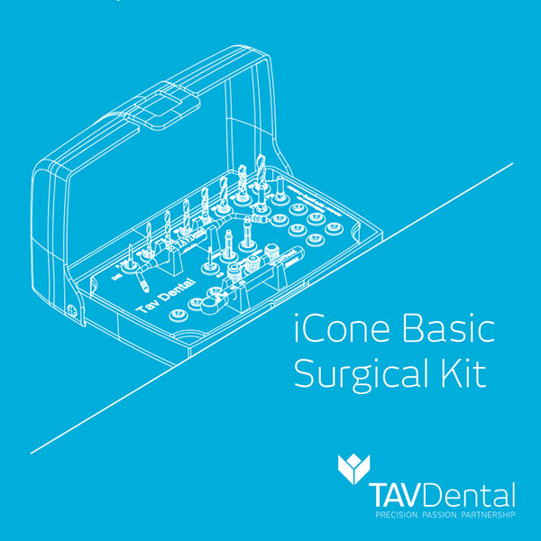 tav dental icone surgical kit
