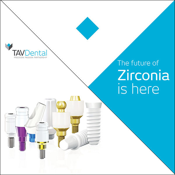tav dental zirconia range